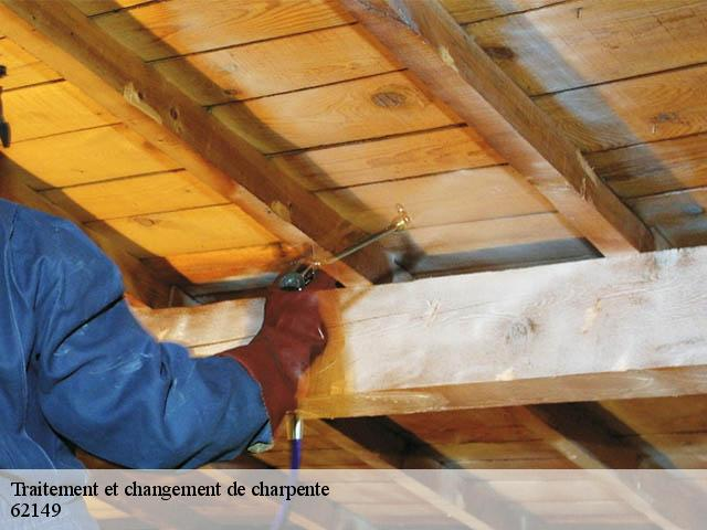 Traitement de charpente  62149